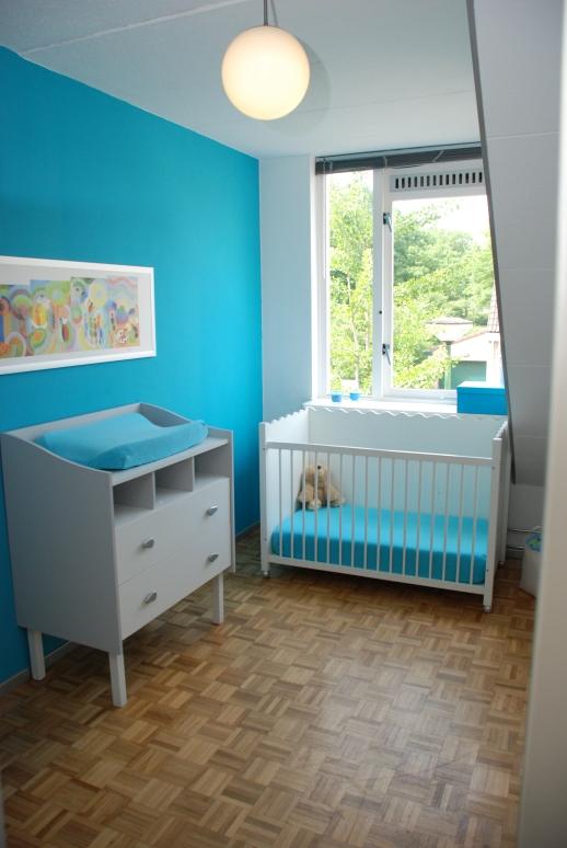 Babykamer inspiratie geboortekaartje - Kleur babykamer meisje ...