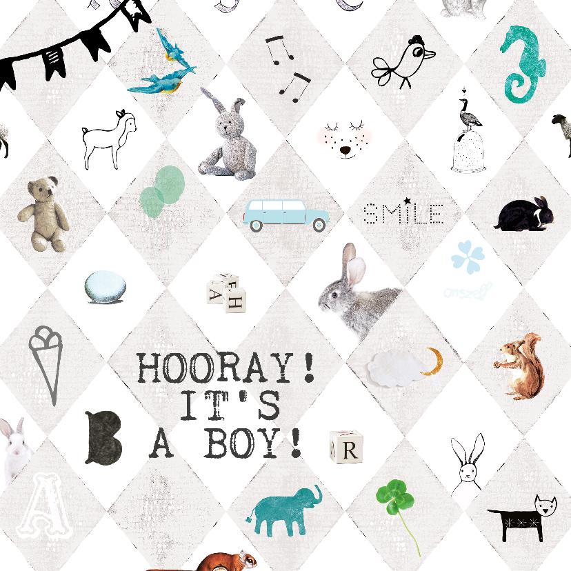 felicitatiekaarten voor jongens