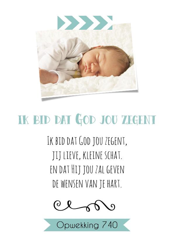 doopkaarten voor jongens