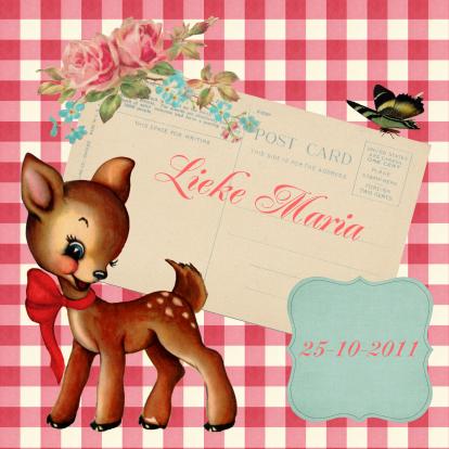 scrap-geboortekaartje-lieke-maria